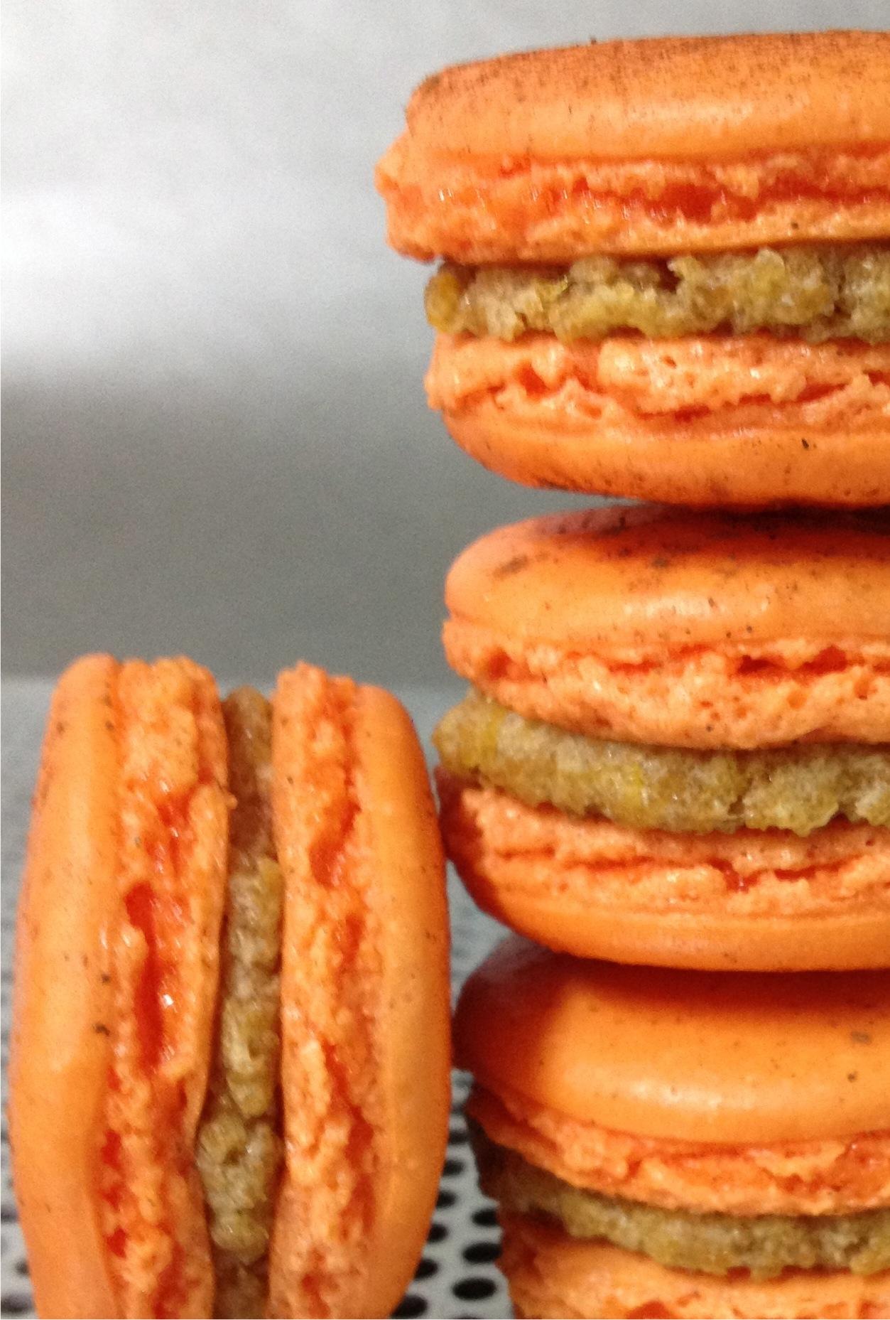 Le macaron pain d'épices de A à Z