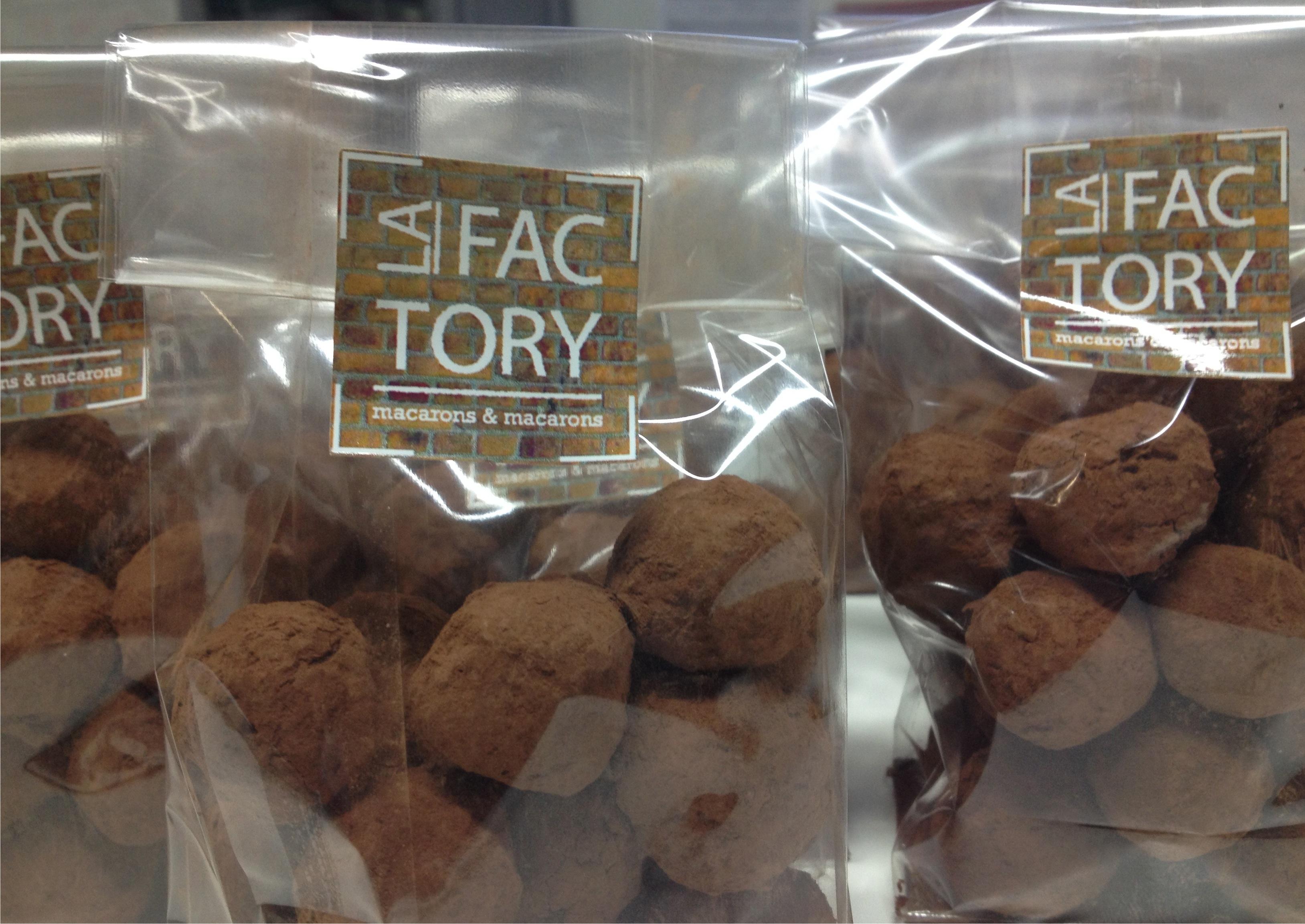 C'est de saison : les truffes au chocolat